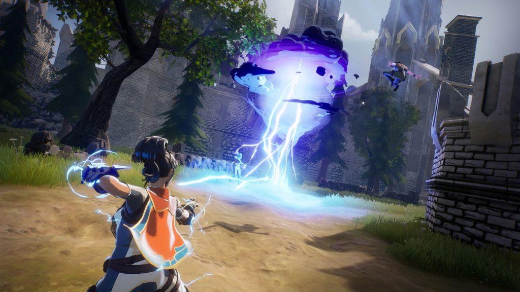 Фэнтезийная королевская битва Spellbreak выйдет на Nintendo Switch 3