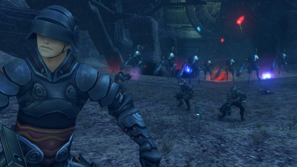 Обзор: Xenoblade Chronicles: Definitive Edition - C мечом на титане 1