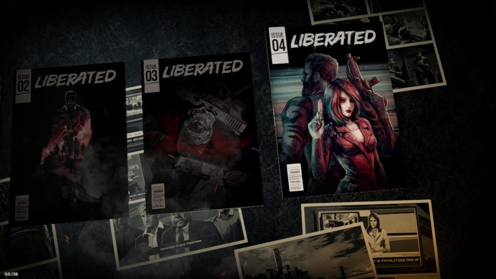 Обзор: Liberated - Эгоцентричная антиутопия 8