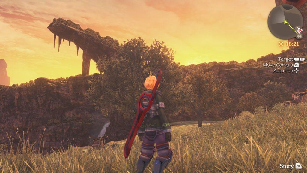 Обзор: Xenoblade Chronicles: Definitive Edition - C мечом на титане 6