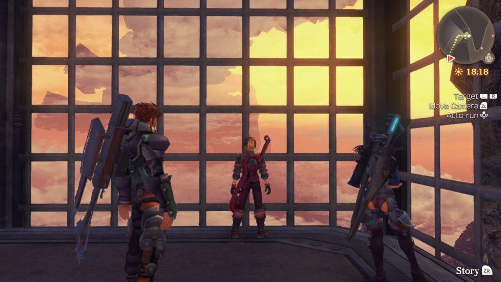 Обзор: Xenoblade Chronicles: Definitive Edition - C мечом на титане 16