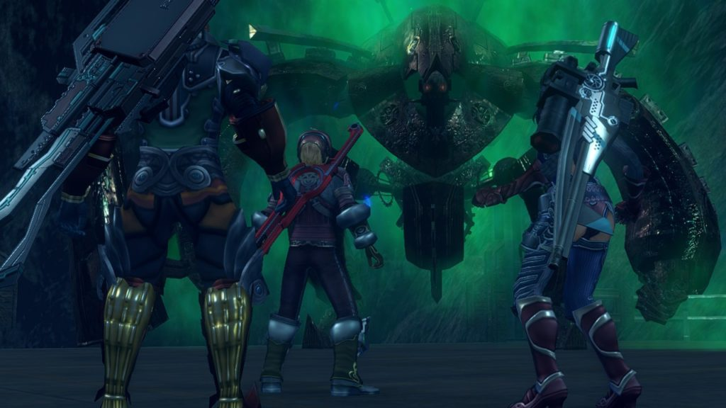 Обзор: Xenoblade Chronicles: Definitive Edition - C мечом на титане 18