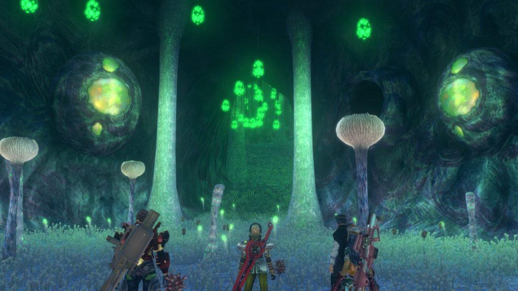Обзор: Xenoblade Chronicles: Definitive Edition - C мечом на титане 22