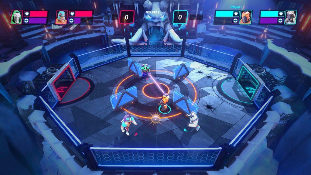 HyperBrawl Tournament летом выйдет на Switch, новый трейлер 2