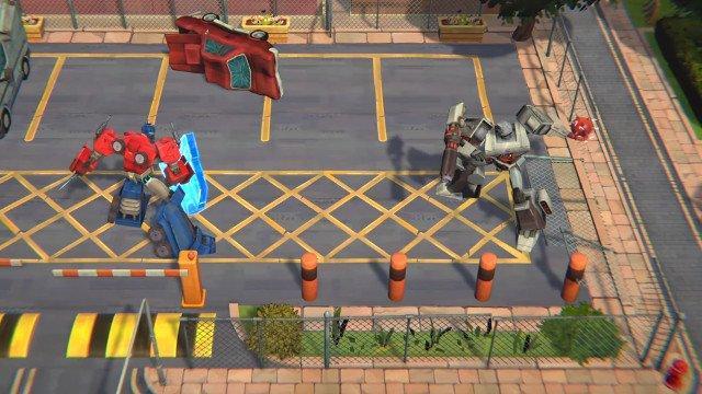 Transformers: Battlegrounds анонсирована для Nintendo Switch 2