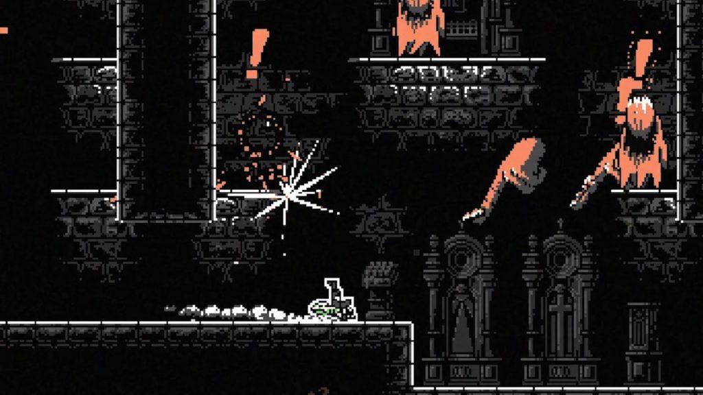 Плоть, кровь и рогалик - Nongunz: Doppelganger Edition анонсирован для Nintendo Switch 1