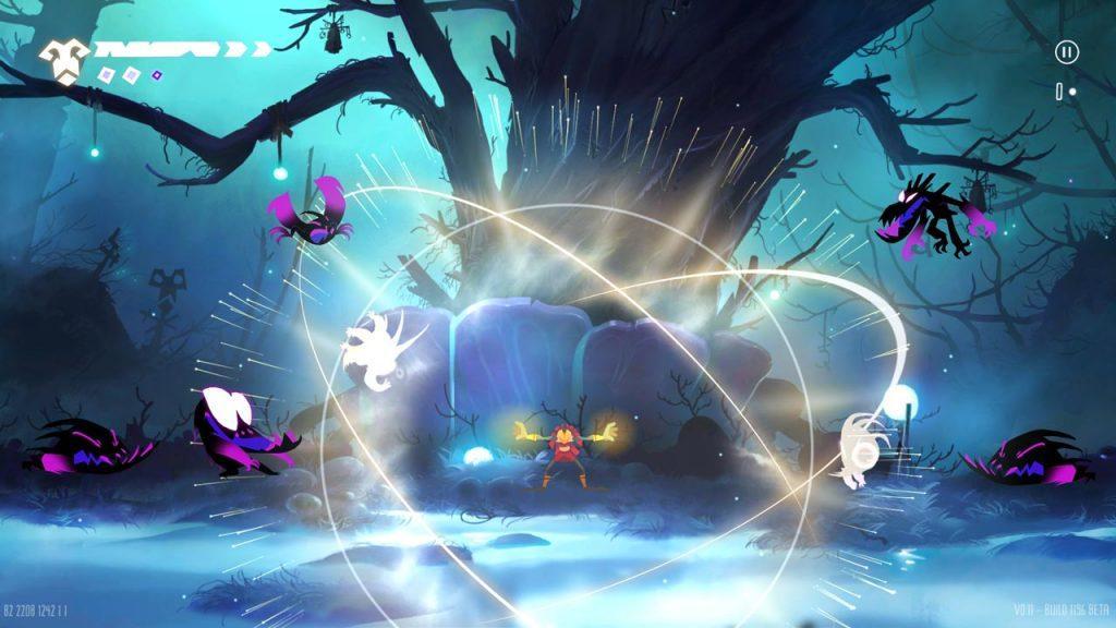 Борьба между светом и тьмой - Towaga: Among Shadows выйдет на Nintendo Switch 3