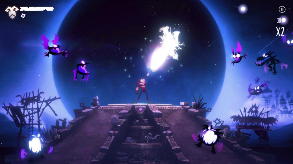 Борьба между светом и тьмой - Towaga: Among Shadows выйдет на Nintendo Switch 2