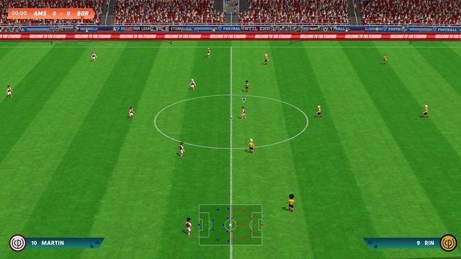 Аркадный футбол Super Soccer Blast заглянет на Nintendo Switch 1