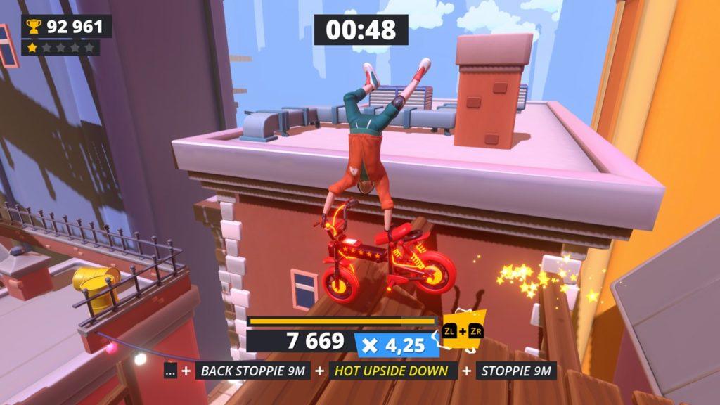 Безумная Urban Trial Tricky ворвётся на Nintendo Switch, в этом месяце 2