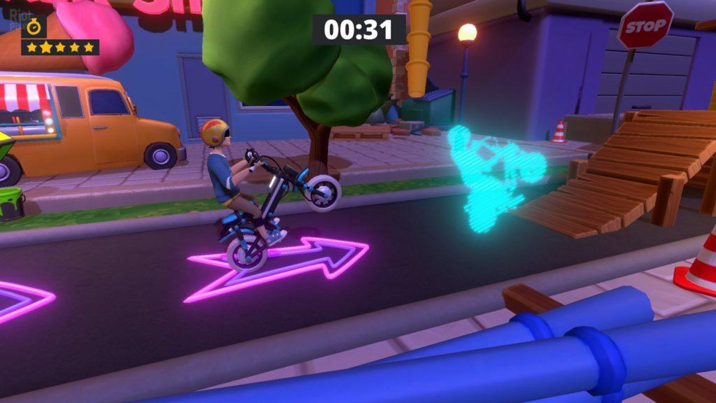 Безумная Urban Trial Tricky ворвётся на Nintendo Switch, в этом месяце 3
