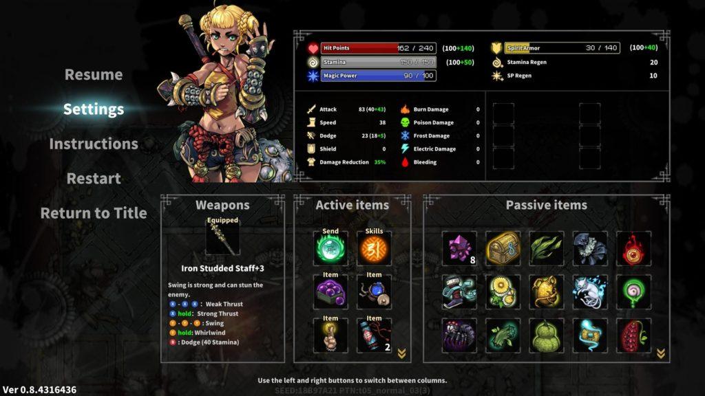 Экшен с элементами рогалика - Devil Slayer: Raksasi анонсирован для Nintendo Switch 4