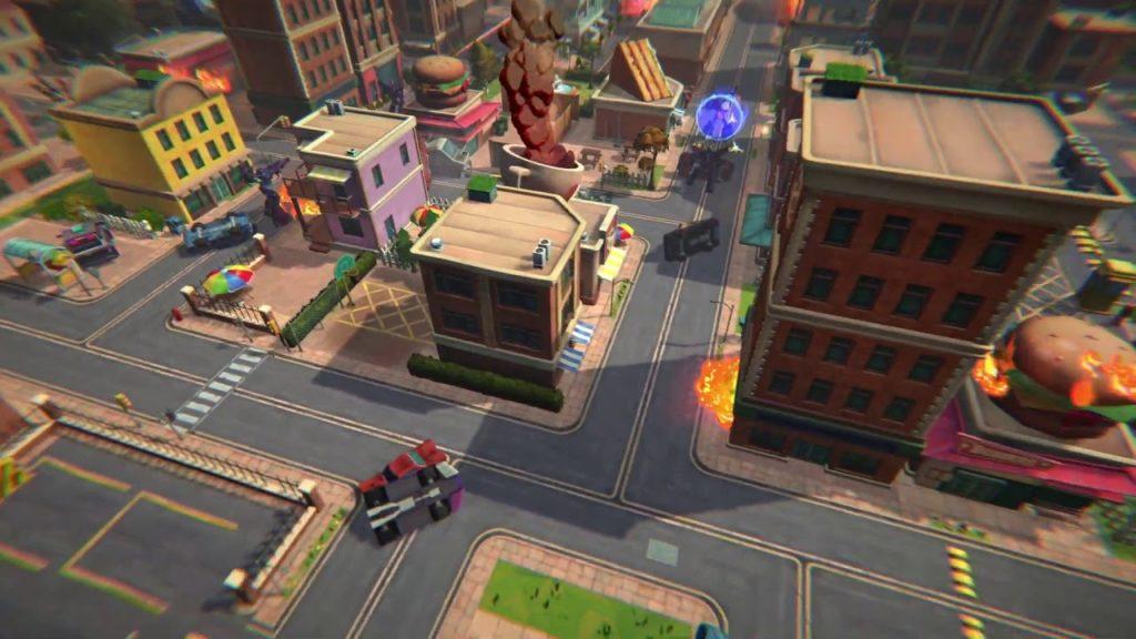 Transformers: Battlegrounds анонсирована для Nintendo Switch 3