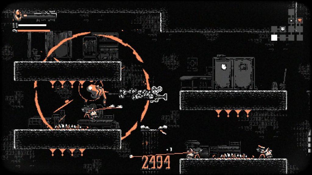 Плоть, кровь и рогалик - Nongunz: Doppelganger Edition анонсирован для Nintendo Switch 4
