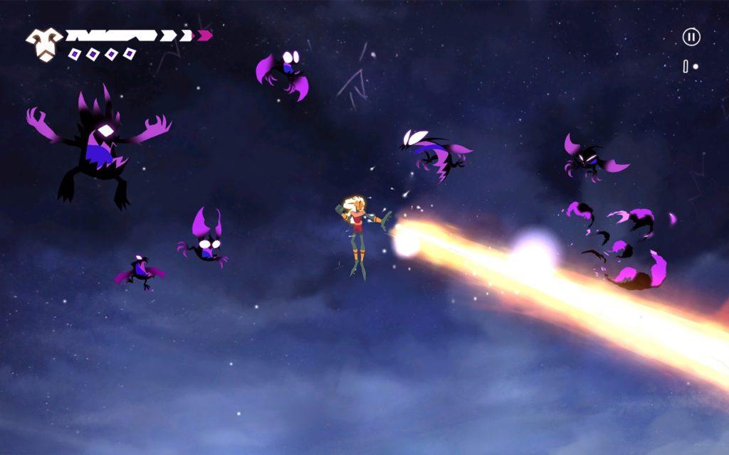Борьба между светом и тьмой - Towaga: Among Shadows выйдет на Nintendo Switch 1