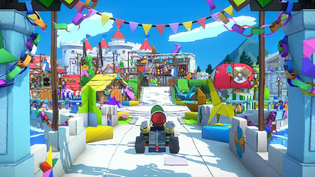 Обзор: Paper Mario: The Origami King - Бумажный переворот 2