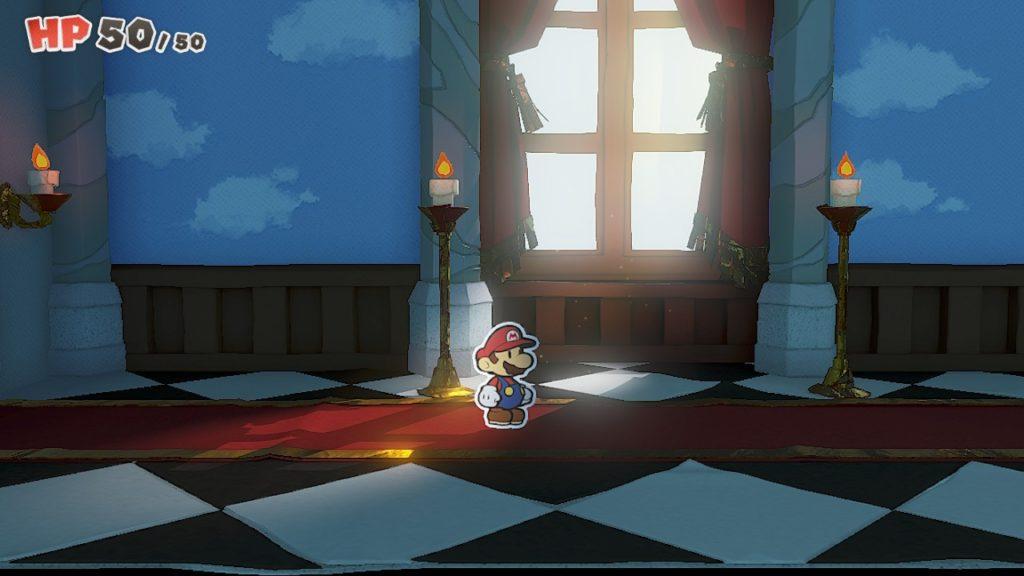 Обзор: Paper Mario: The Origami King - Бумажный переворот 3