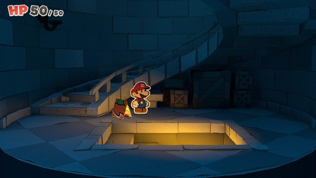 Обзор: Paper Mario: The Origami King - Бумажный переворот 4