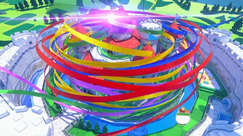 Обзор: Paper Mario: The Origami King - Бумажный переворот 5