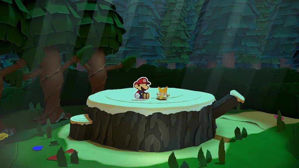 Обзор: Paper Mario: The Origami King - Бумажный переворот 7