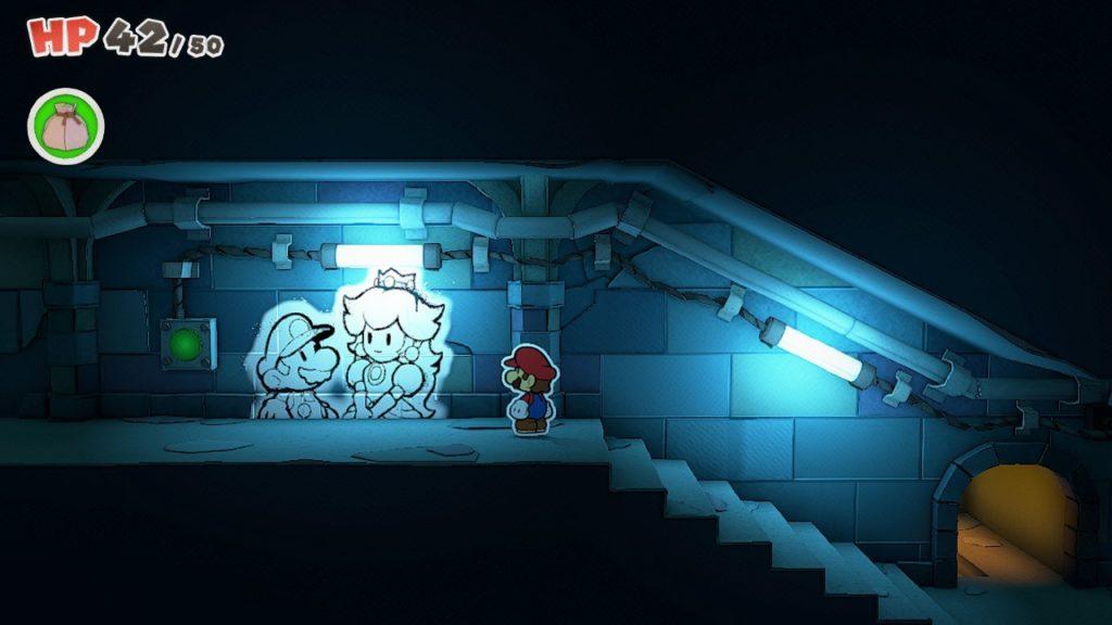Обзор: Paper Mario: The Origami King - Бумажный переворот 8