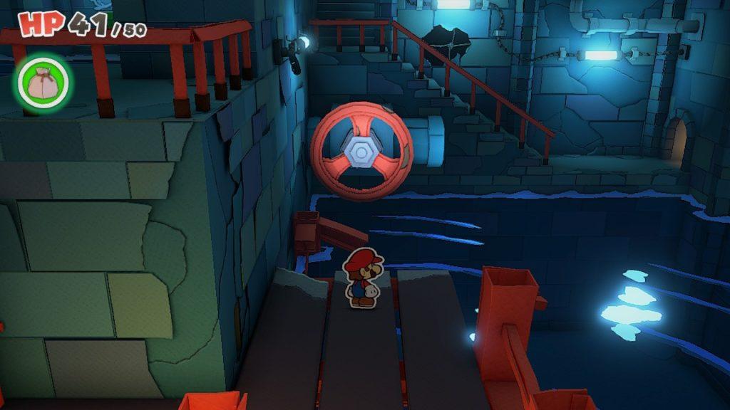 Обзор: Paper Mario: The Origami King - Бумажный переворот 11