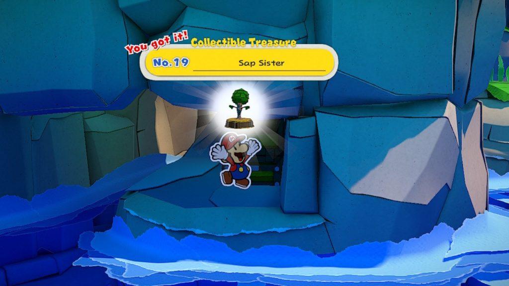 Обзор: Paper Mario: The Origami King - Бумажный переворот 16