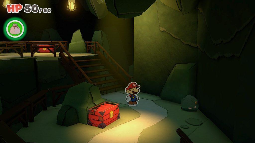Обзор: Paper Mario: The Origami King - Бумажный переворот 21