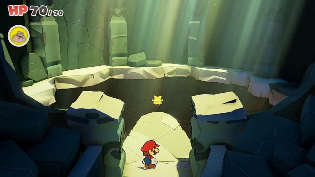 Обзор: Paper Mario: The Origami King - Бумажный переворот 20