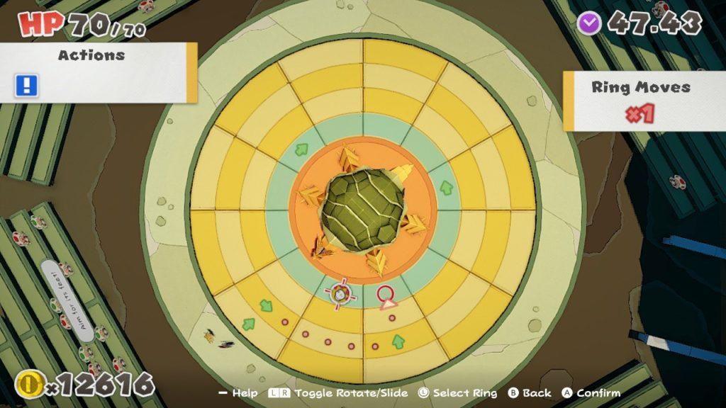 Обзор: Paper Mario: The Origami King - Бумажный переворот 25