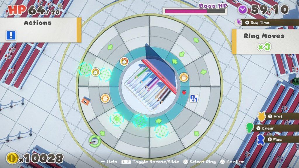 Обзор: Paper Mario: The Origami King - Бумажный переворот 27