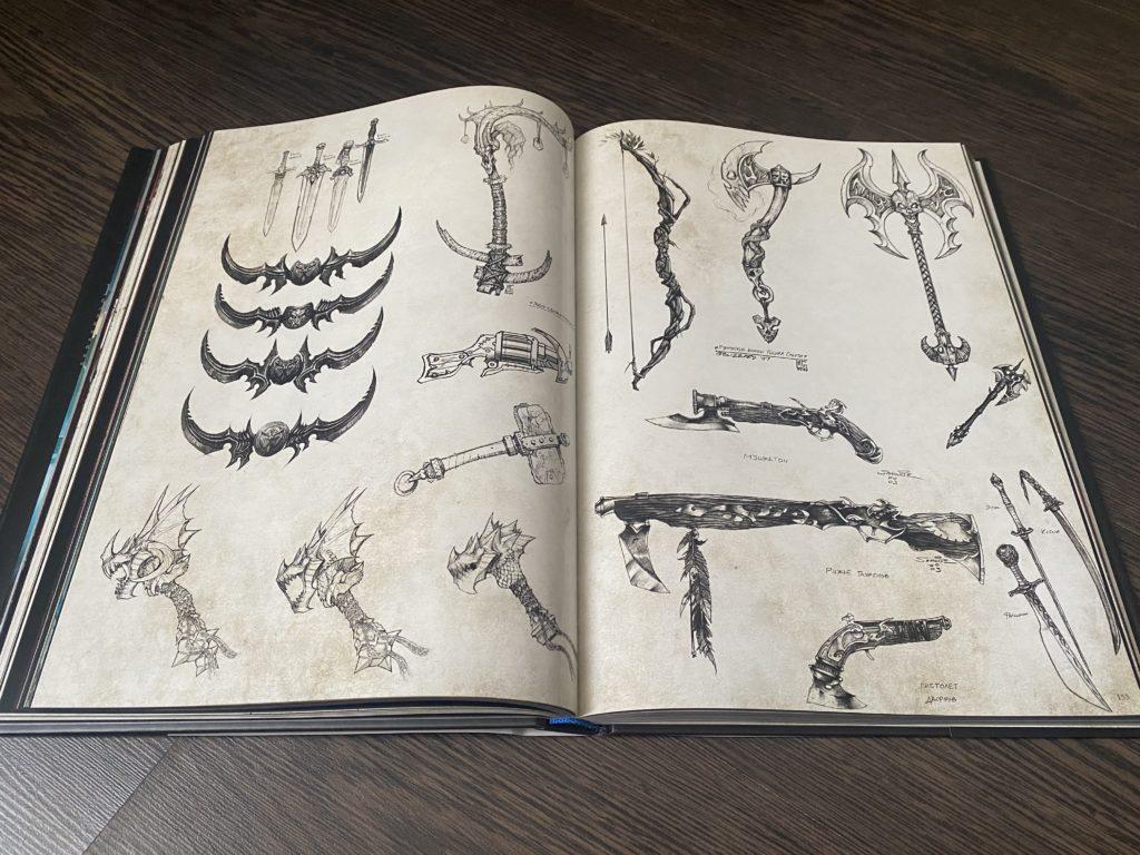 Обзор артбука «Вселенная Blizzard» - Художественное путешествие к истокам 20