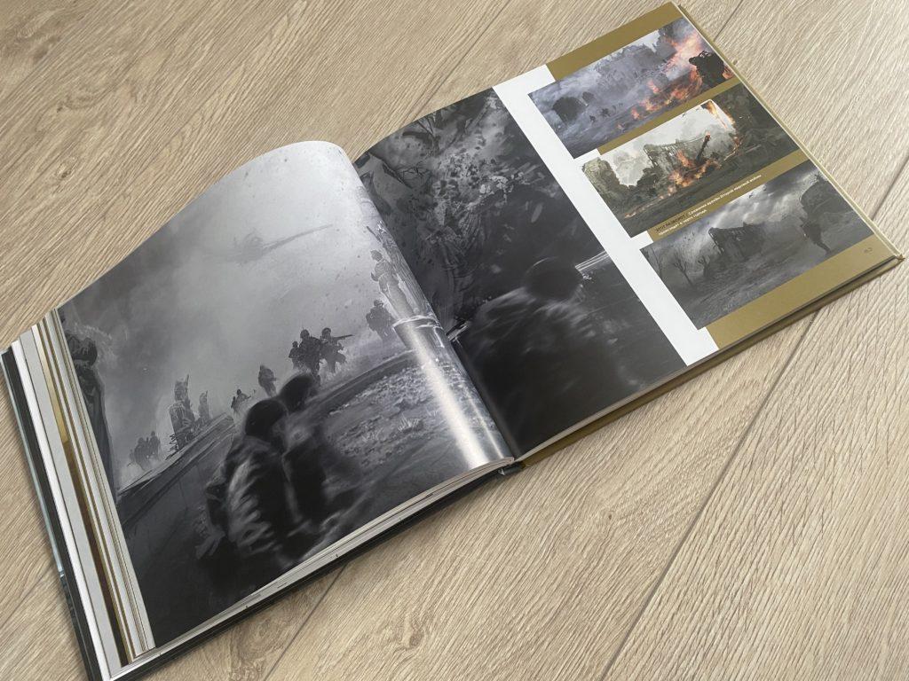 Обзор артбука «Мир игры Death Stranding» - Сквозь грязь и слякоть 4