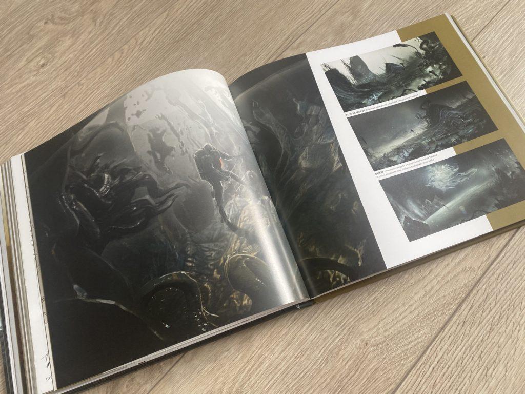 Обзор артбука «Мир игры Death Stranding» - Сквозь грязь и слякоть 6