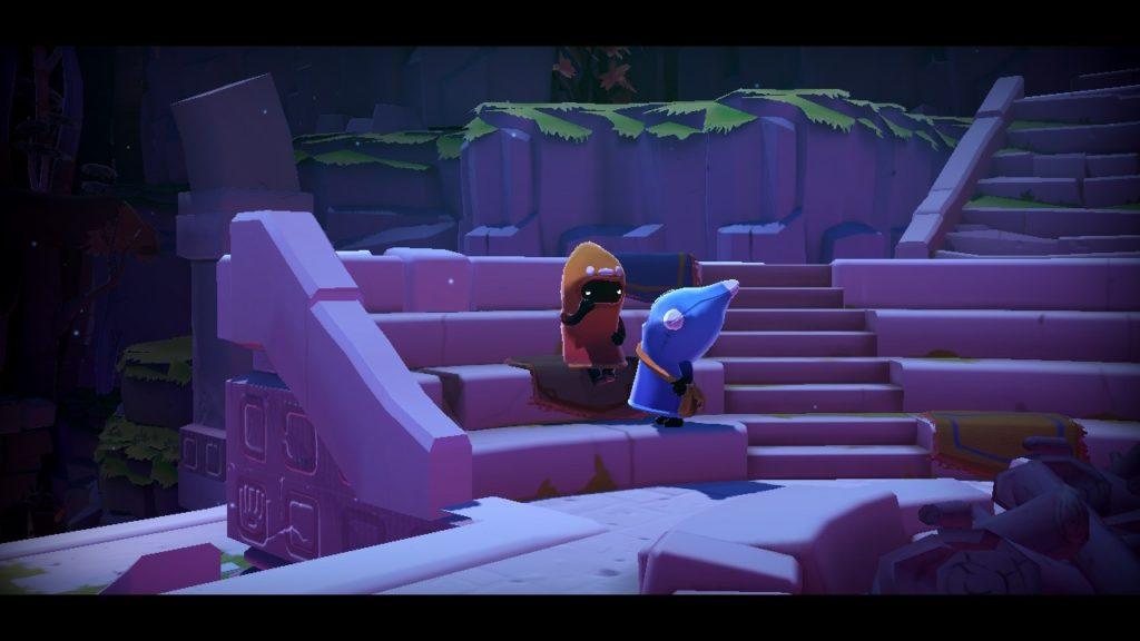 Обзор: The Last Campfire - Душевная история одного героя 3