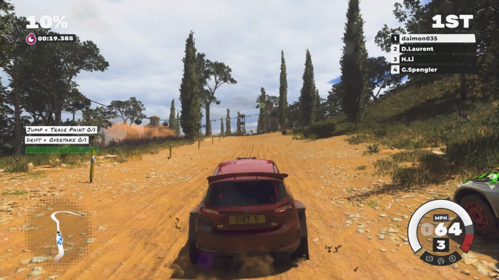 Обзор: Dirt 5 – Князи в грязи 23
