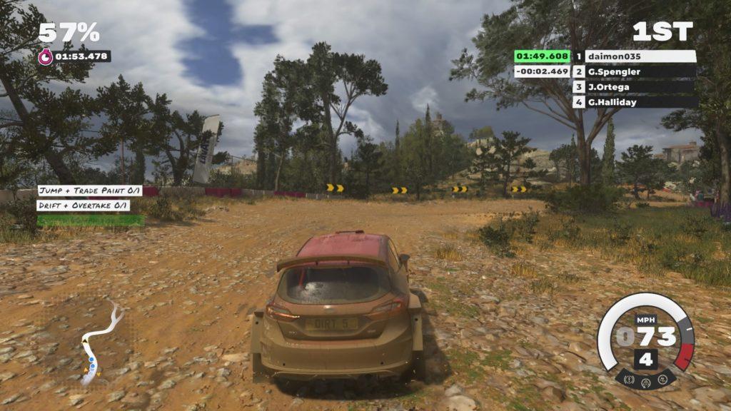 Обзор: Dirt 5 – Князи в грязи 4