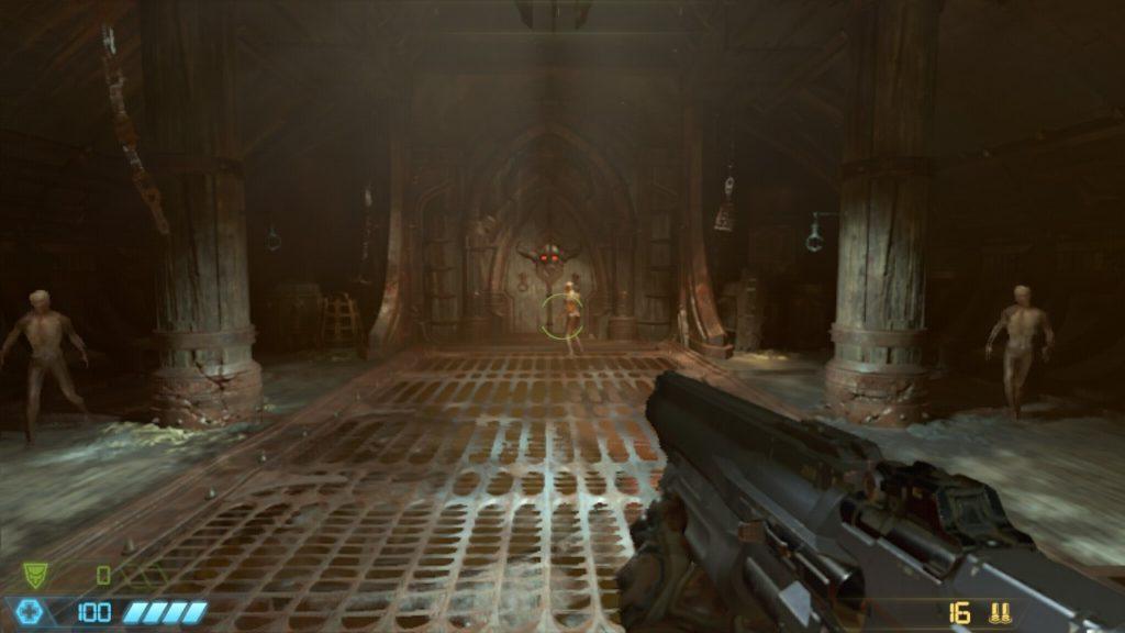 Обзор: Doom Eternal - Царской игре, царский порт 1