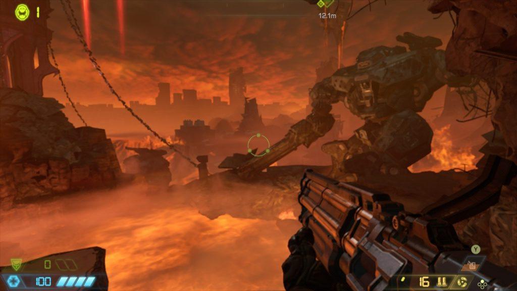 Обзор: Doom Eternal - Царской игре, царский порт 7