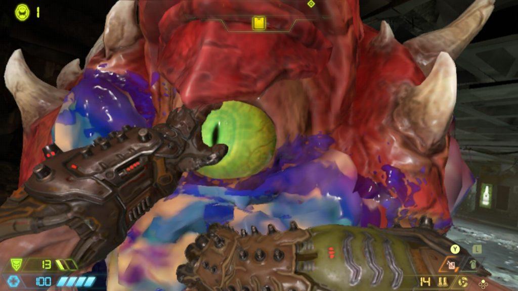 Обзор: Doom Eternal - Царской игре, царский порт 8