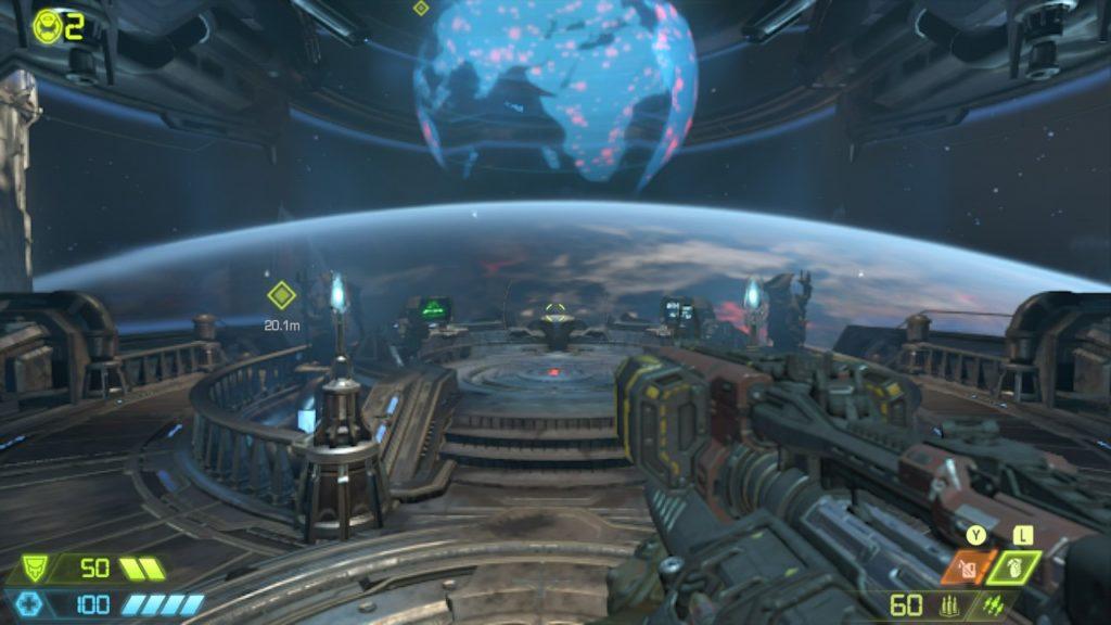 Обзор: Doom Eternal - Царской игре, царский порт 22