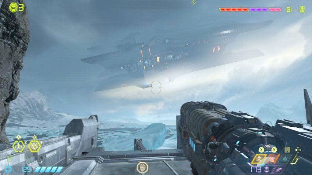 Обзор: Doom Eternal - Царской игре, царский порт 20
