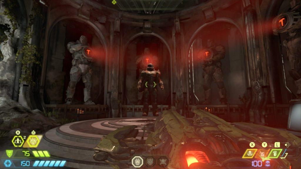 Обзор: Doom Eternal - Царской игре, царский порт 39