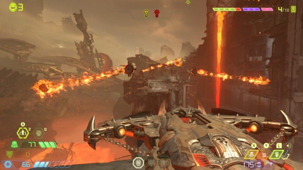 Обзор: Doom Eternal - Царской игре, царский порт 27