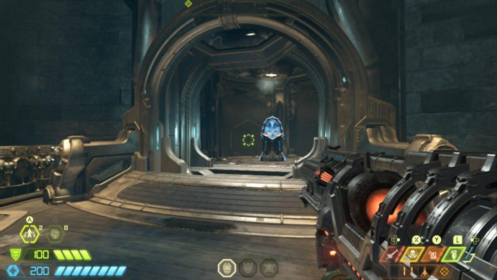 Обзор: Doom Eternal - Царской игре, царский порт 35