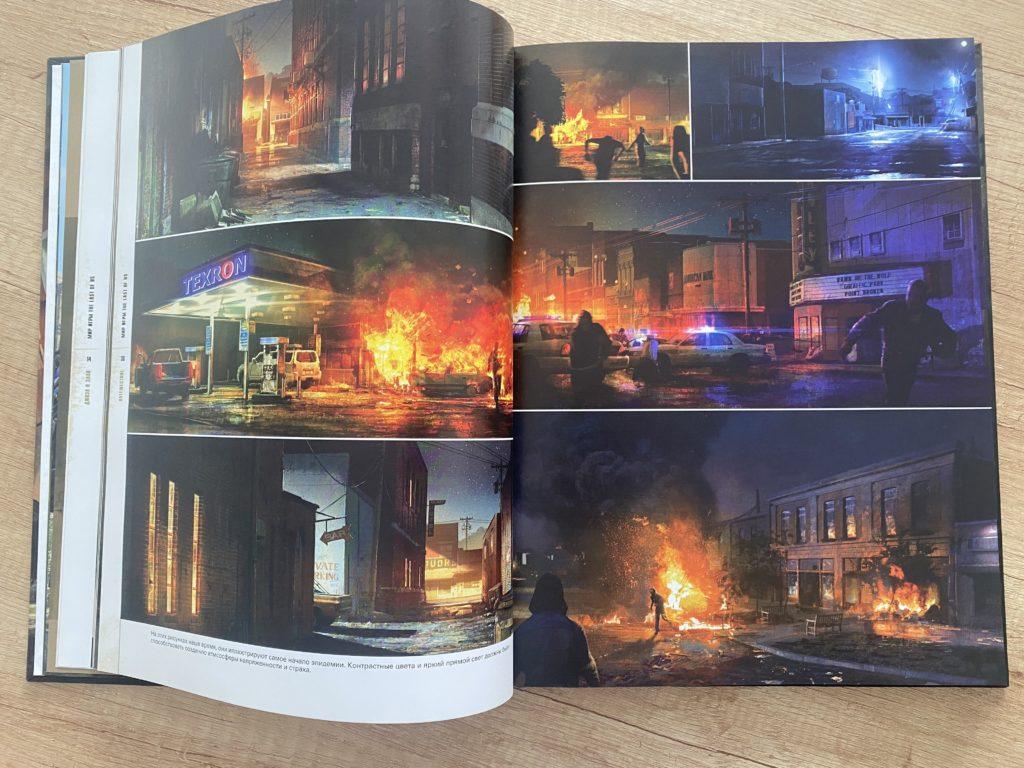 Обзор двух артбуков The Last of Us - история выживания, потери и поиска истинного смысла жизни 17