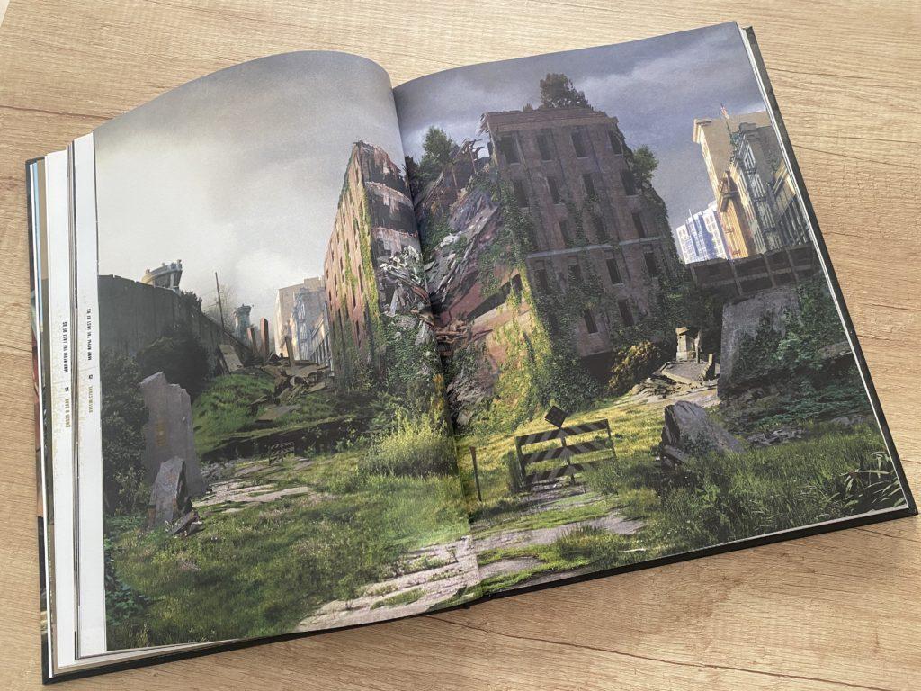 Обзор двух артбуков The Last of Us - история выживания, потери и поиска истинного смысла жизни 2