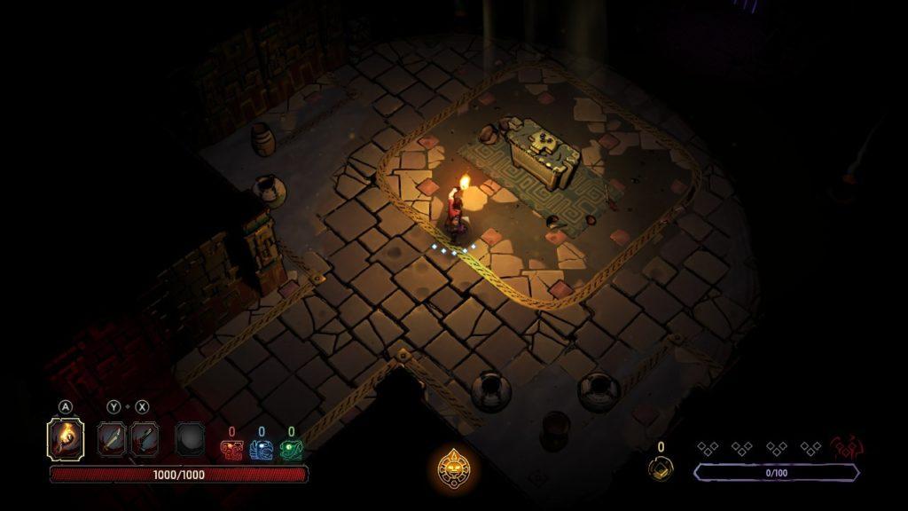 Обзор: Curse of the Dead Gods - Проклятье, ставшее благословением 4