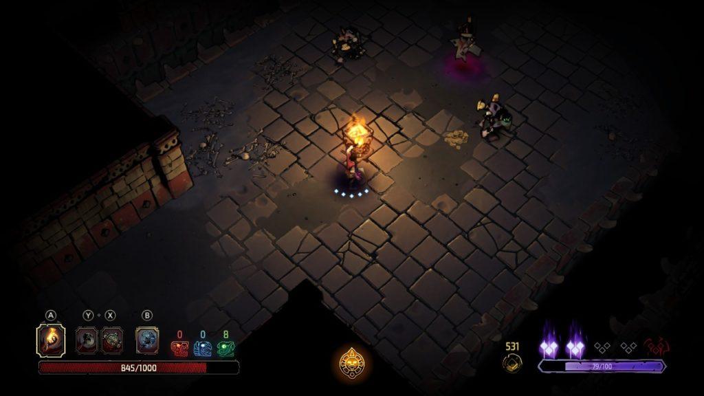 Обзор: Curse of the Dead Gods - Проклятье, ставшее благословением 25