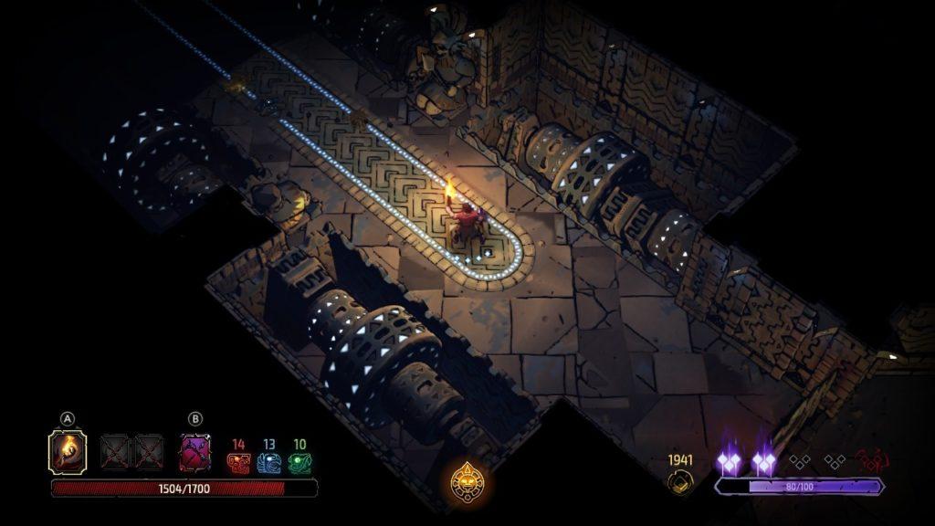 Обзор: Curse of the Dead Gods - Проклятье, ставшее благословением 10